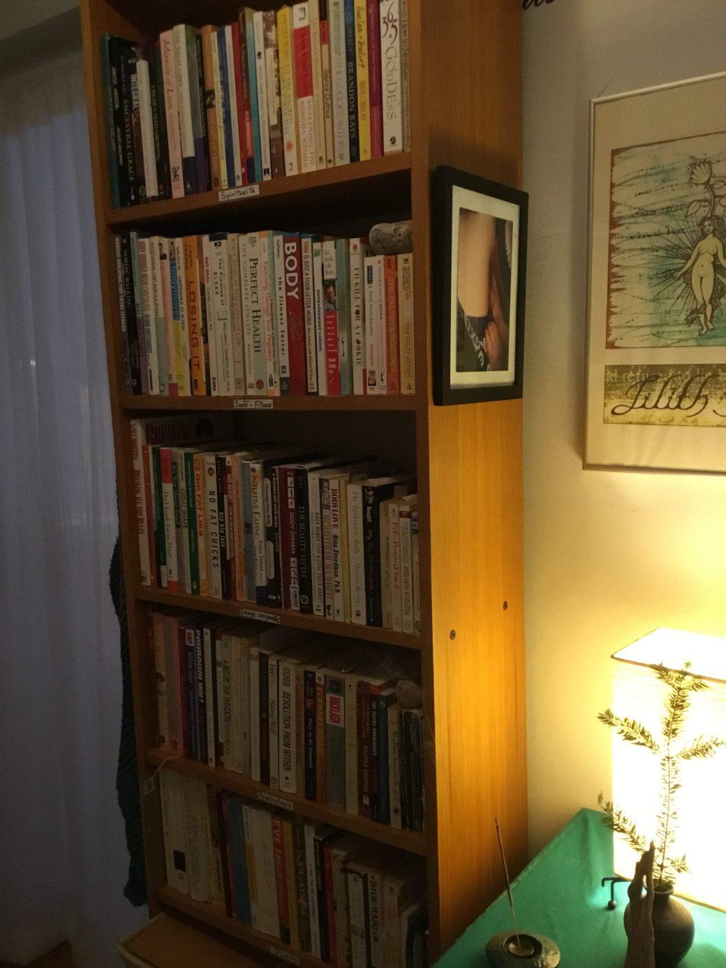 Ma bibliothèque 1